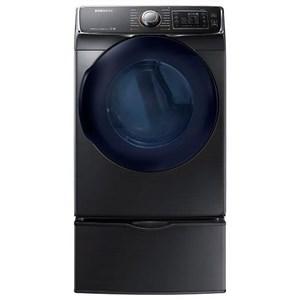 Samsung Appliances Gas Dryers - Samsung DV6500 7.5 cu. ft. Gas Dryer