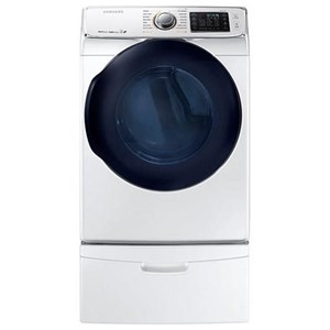 Samsung Appliances Gas Dryers - Samsung DV6500 7.5 cu. ft. Gas Dryer