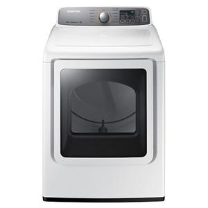 Samsung Appliances Gas Dryers  7.4 cu. ft. Gas Front Load Dryer7.4 cu.