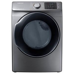Samsung Appliances Gas Dryers - Samsung 7.4 cu. ft. Gas Dryer