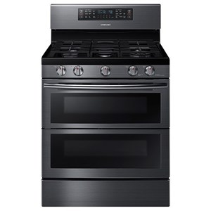 5.8 cu. ft. Flex Duo™ Dual Door Gas Range