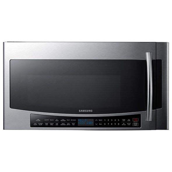1.7 Cu.Ft. Over Range Convection Microwave