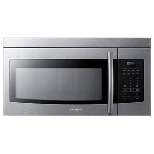 Samsung Appliances Microwaves 1.6 cu.ft. Over The Range Microwave