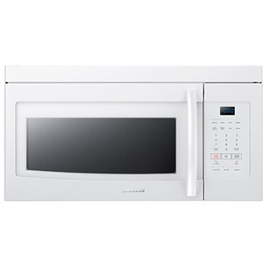Samsung Appliances Microwaves 1.6 cu.ft. Over The Range Microwave