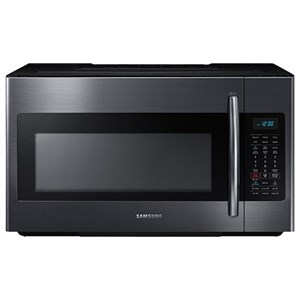 Samsung Appliances Microwaves - Samsung 1.8 cu.ft. Over The Range Microwave
