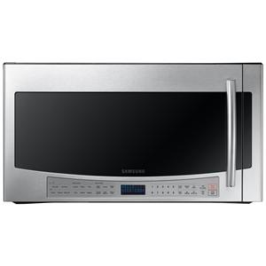 Samsung Appliances Microwaves 2.1 Cu. Ft. Over-The-Range Microwave