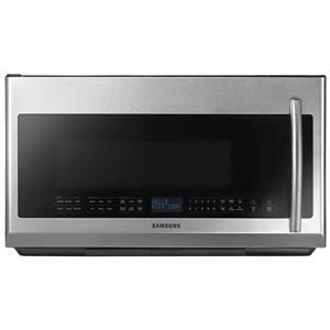 Samsung Appliances Microwaves 2.1 Cu. Ft. Over-The-Range Microwave