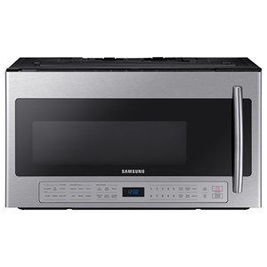 Samsung Appliances Microwaves 2.1 cu. ft. Over The Range Microwave