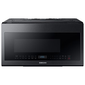 Samsung Appliances Microwaves - Samsung 2.1 cu. ft. Over The Range Microwave