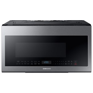 Samsung Appliances Microwaves 2.1 cu. ft. Over The Range Microwave
