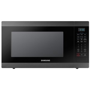 Samsung Appliances Microwaves - Samsung 1.9 cu. ft. Countertop Microwave