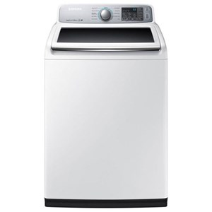 Samsung Appliances Top Load Washers - Samsung 5.0 cu. ft. Top Load Washer