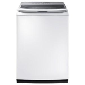 Samsung Appliances Washers WA7600 4.5 cu. ft. Top Load Washer