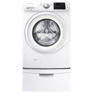 Samsung Appliances Washers 4.2 cu. ft. Front Load Washer