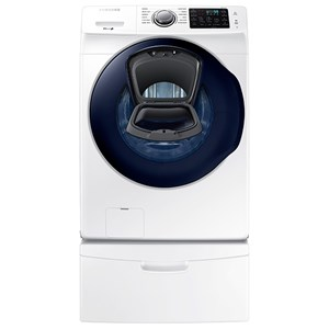 Samsung Appliances Washers WF6200 4.5 cu.ft. AddWash™ Front Load Washer