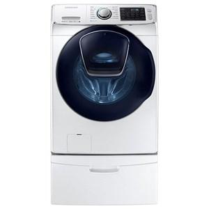 Samsung Appliances Washers WF6500 4.5 cu.ft. AddWash™ Front Load Washer
