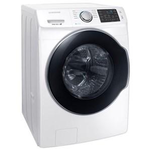 Samsung Appliances Front Load Washers - Samsung 4.5 cu. ft. Front Load Washer