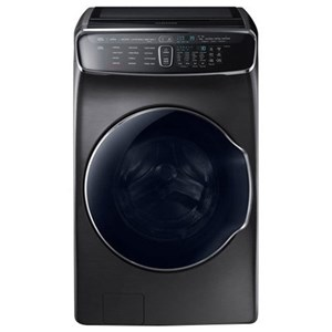 Samsung Appliances Washers- Samsung WV9900 6.0 Total cu. ft. FlexWash™ Washer