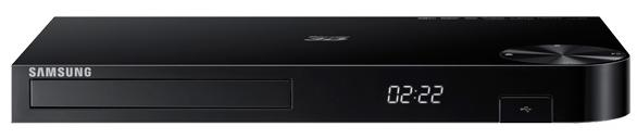 Samsung Electronics 2014 Blu-Ray and DVD Players - Samsung Blu-ray Disc Player - Item Number: BD-H6500