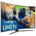 "Samsung Electronics 4K UHD TVs - Samsung 2017 49"" Class MU7500 Curved 4K UHD TV - Item Number: UN49MU7500FXZA"
