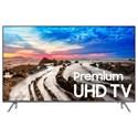 "Samsung Electronics 4K UHD TVs - Samsung 2017 49"" Class MU8000 4K UHD TV - Item Number: UN49MU8000FXZA"