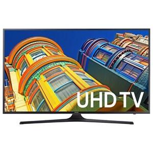 """Samsung Electronics 4K UHD TVs - Samsung 2017 55"""" Class KU6270 4K UHD TV"""