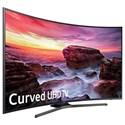 "Samsung Electronics 4K UHD TVs - Samsung 2017 55"" Class MU6500 Curved 4K UHD TV - Item Number: UN55MU6500FXZA"