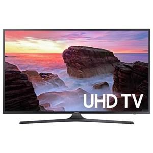 "Samsung Electronics 4K UHD TVs - Samsung 2017 65"" Class MU6300 4K UHD TV"