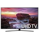 "Samsung Electronics 4K UHD TVs - Samsung 2018 40"" Class MU6290 4K UHD TV - Item Number: UN40MU6290FXZA"