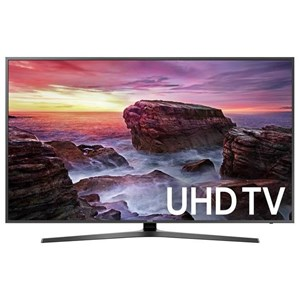 "Samsung Electronics 4K UHD TVs - Samsung 2018 43"" Class MU6290 4K UHD TV"