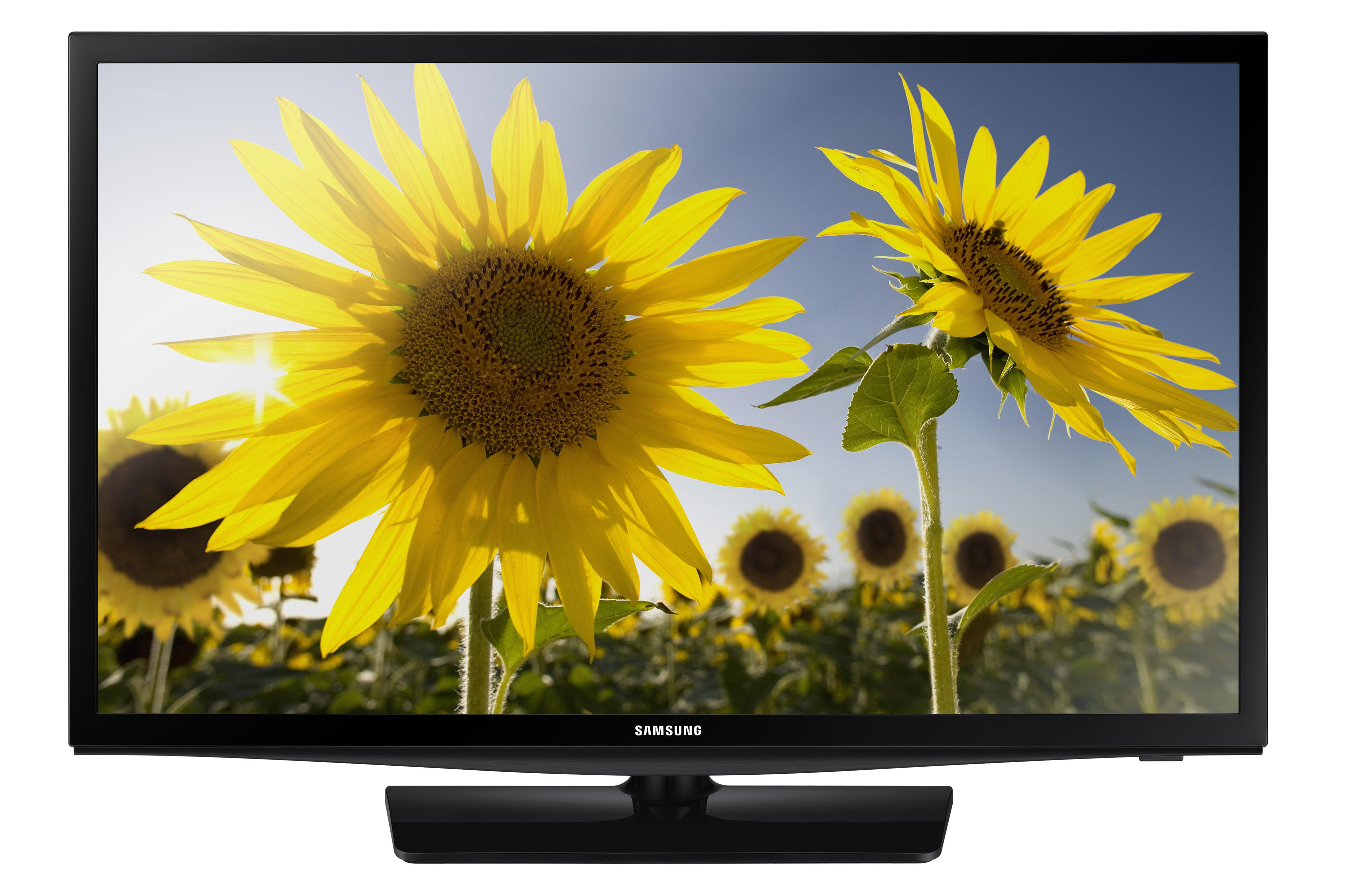 "Samsung Electronics LED TVs - 2014 LED H4500 Series Smart TV - 28"" Class - Item Number: UN28H4500AFXZA"