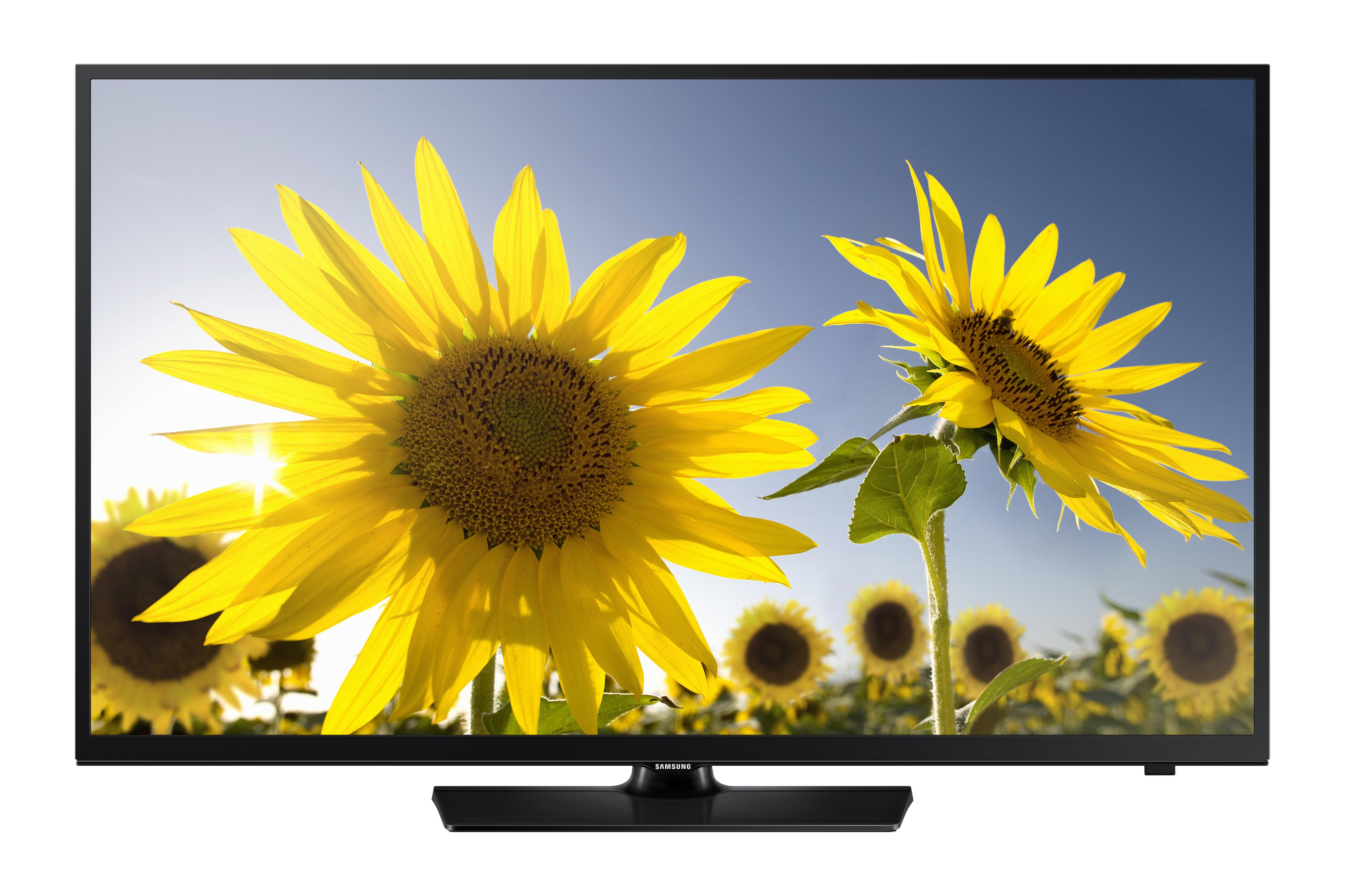 "Samsung Electronics LED TVs - 2014 LED H5003 Series TV - 40"" Class (39.5"" Diag) - Item Number: UN40H5003AFXZA"
