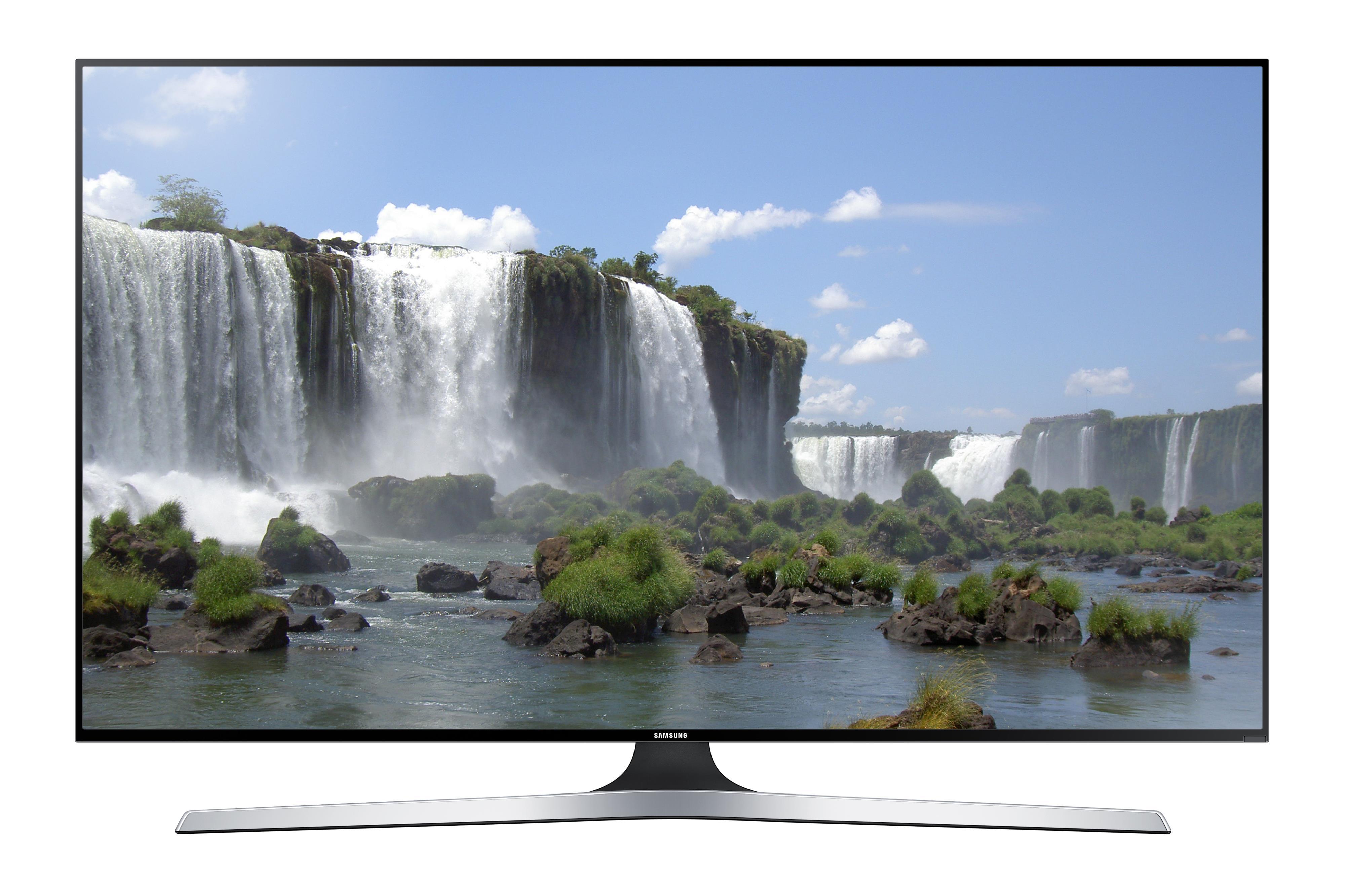"""Samsung Electronics Samsung LED TVs 2015 LED J6300 Series Smart TV - 75""""  - Item Number: UN75J6300AFXZA"""