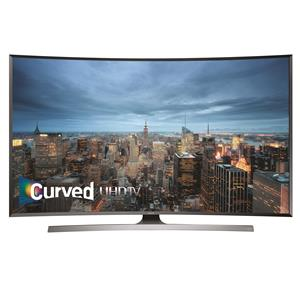 Samsung Electronics Samsung LED TVs 2015 4K UHD JU7500 Series Curved Smart TV - 40""