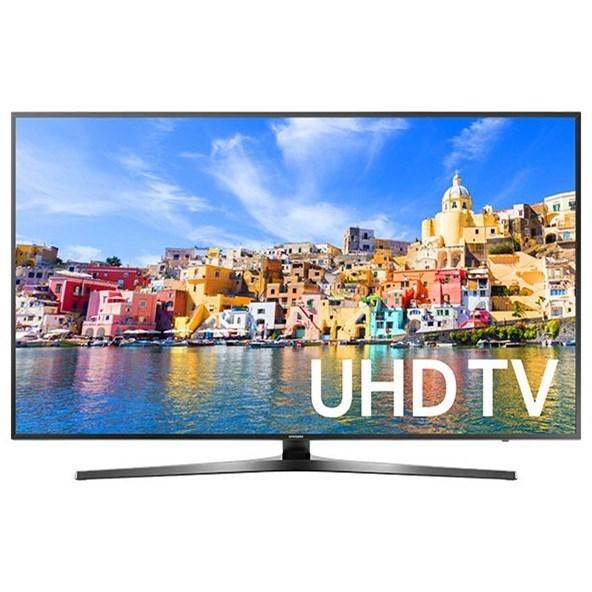 """Samsung Electronics Samsung LED TVs 2016 40"""" Class KU7000 7-Series 4K UHD TV - Item Number: UN40KU7000FXZA"""