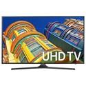 """Samsung Electronics Samsung LED TVs 2016 43"""" Class KU6300 6-Series 4K UHD TV - Item Number: UN43KU6300FXZA"""