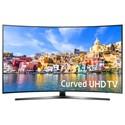 "Samsung Electronics Samsung LED TVs 2016 43"" Class KU7500 7-Series Curved 4K UHD TV"