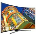 """Samsung Electronics Samsung LED TVs 2016 49"""" Class KU6500 6-Series Curved 4K UHD TV - Item Number: UN49KU6500FXZA"""