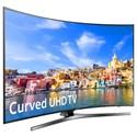 """Samsung Electronics Samsung LED TVs 2016 49"""" Class KU7500 7-Series Curved 4K UHD TV - Item Number: UN49KU7500FXZA"""
