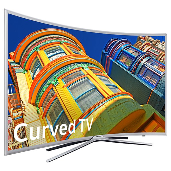 "Samsung Electronics Samsung LED TVs 2016 55"" Class K6250 6-Series Curved Full HD TV - Item Number: UN55K6250AFXZA"