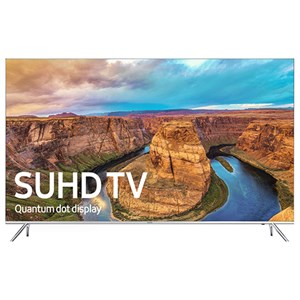 "Samsung Electronics Samsung LED TVs 2016 55"" Class KS8000 8-Series 4K SUHD TV"