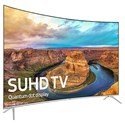 "Samsung Electronics Samsung LED TVs 2016 55"" Class KS8500 8-Series Curved 4K SUHD TV - Item Number: UN55KS8500FXZA"
