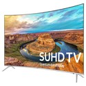 "Samsung Electronics Samsung LED TVs 2016 55"" Class KS8500 8-Series Curved 4K SUHD TV"