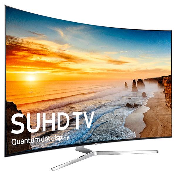 "Samsung Electronics Samsung LED TVs 2016 55"" Class KS9500 9-Series Curved 4K SUHD TV - Item Number: UN55KS9500FXZA"