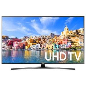 """Samsung Electronics Samsung LED TVs 2016 55"""" Class KU7000 7-Series 4K UHD TV"""