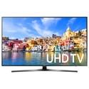 """Samsung Electronics Samsung LED TVs 2016 55"""" Class KU7000 7-Series 4K UHD TV - Item Number: UN55KU7000FXZA"""