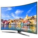 "Samsung Electronics Samsung LED TVs 2016 55"" Class KU7500 7-Series Curved 4K UHD TV"