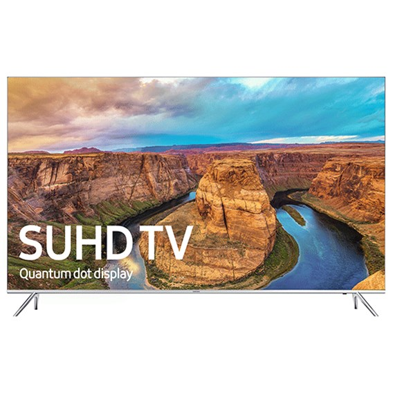 "Samsung Electronics Samsung LED TVs 2016 60"" Class KS8000 8-Series 4K SUHD TV - Item Number: UN60KS8000FXZA"