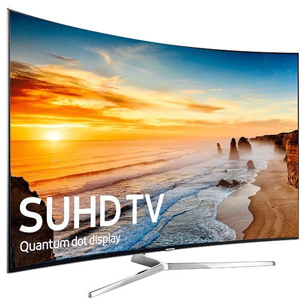 "Samsung Electronics Samsung LED TVs 2016 65"" Class KS9500 9-Series Curved 4K SUHD TV - Item Number: UN65KS9500FXZA"