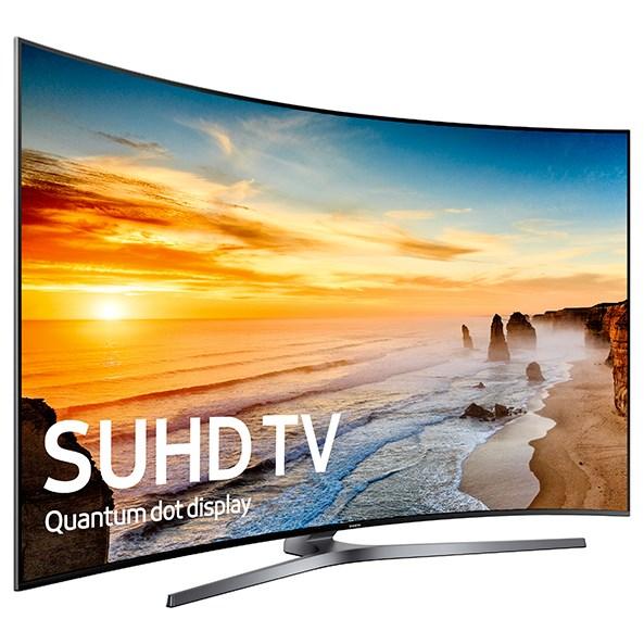 "Samsung Electronics Samsung LED TVs 2016 65"" Class KS9800 9-Series Curved 4K SUHD TV - Item Number: UN65KS9800FXZA"
